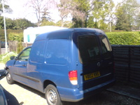2002 Volkswagen Caddy Overview