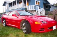 1996 Mitsubishi 3000GT 2 Dr VR-4 Turbo AWD Hatchback picture