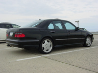 2000 Mercedes-Benz E-Class E55 AMG, 2000 Mercedes-Benz E55 AMG 4 Dr STD Sedan picture