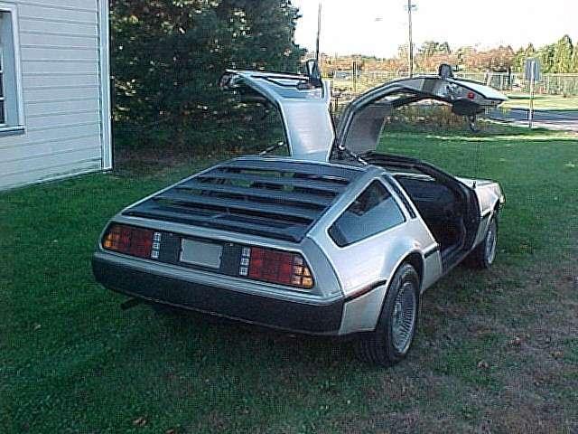 Picture of 1983 DeLorean DMC-12, gallery_worthy