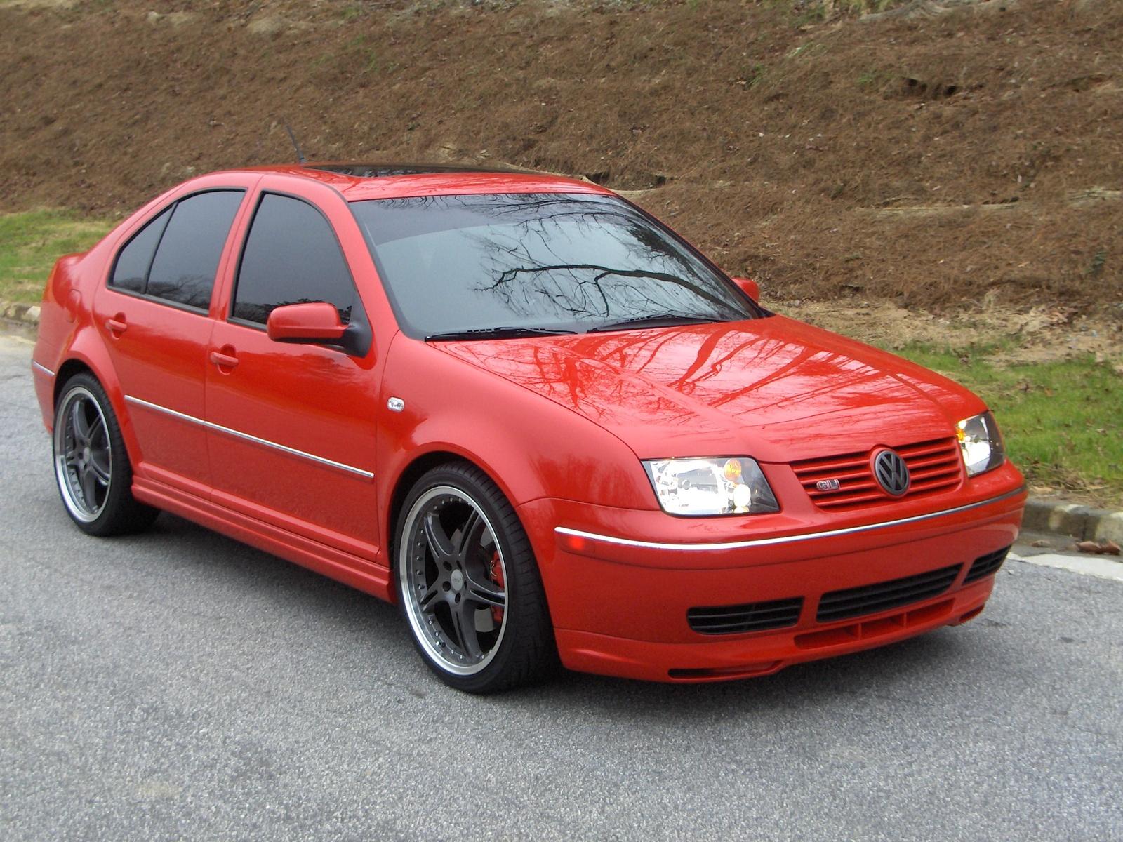 2004 Volkswagen Jetta GLI 1.8T picture, exterior