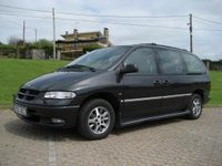 2001 Chrysler Voyager Picture Gallery