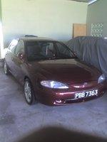 Picture of 1997 Hyundai Elantra 4 Dr GLS Sedan, exterior