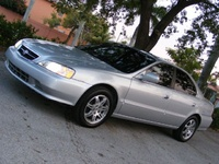 2000 Acura TL Picture Gallery