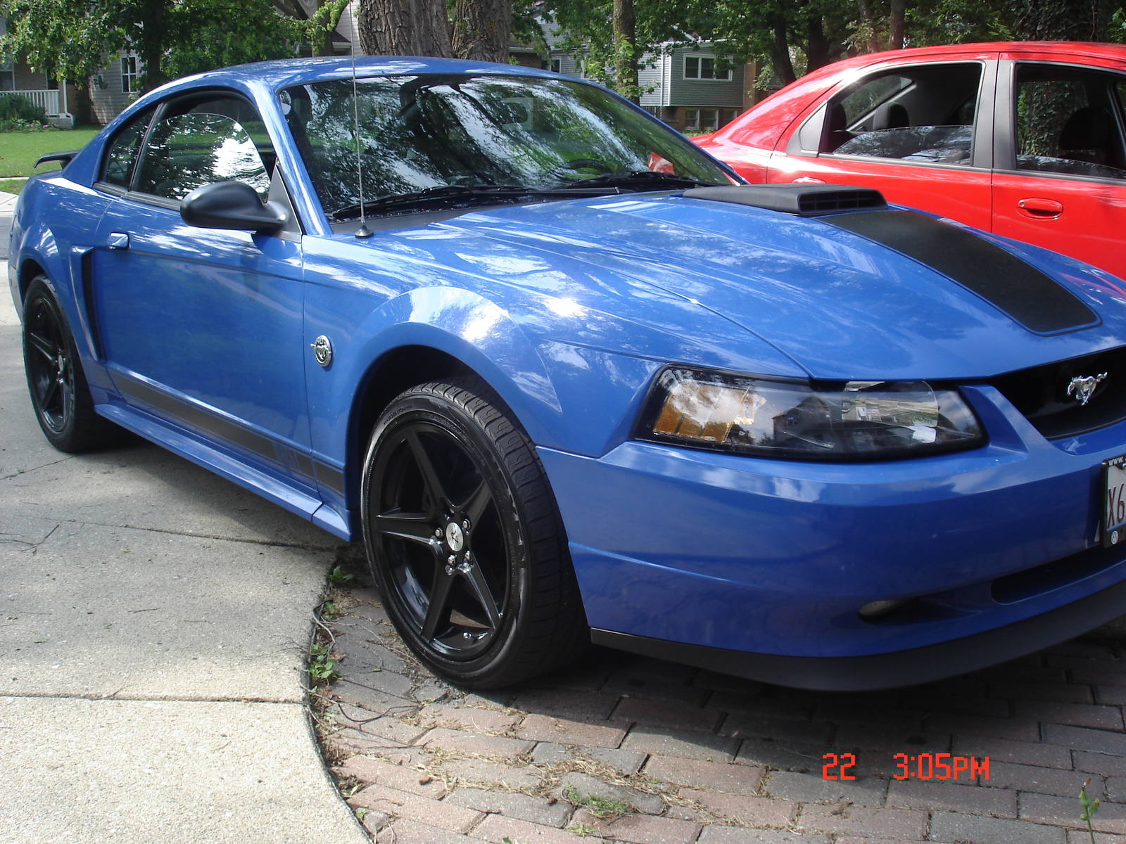 2004 ford mustang mach 1 picture exterior. Black Bedroom Furniture Sets. Home Design Ideas