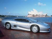 1994 Jaguar XJ220 picture, exterior
