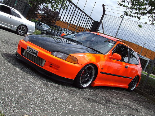 Picture of 1994 Honda Civic Si Hatchback, exterior
