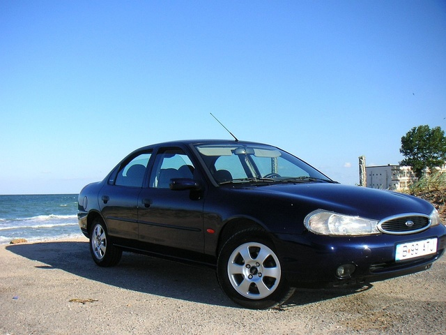 Picture of 1997 Ford Contour
