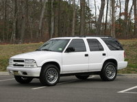 Picture of 2003 Chevrolet Blazer 4 Door LS 4WD, exterior