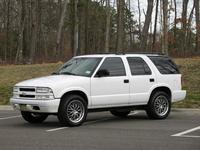 2003 Chevrolet Blazer Picture Gallery