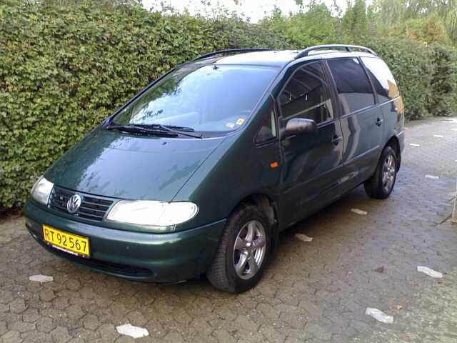1999 Volkswagen Sharan picture, exterior