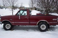 Picture of 1993 Ford F-150 XLT 4WD SB, exterior, gallery_worthy