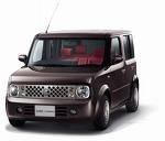 2006 Nissan Cube Overview