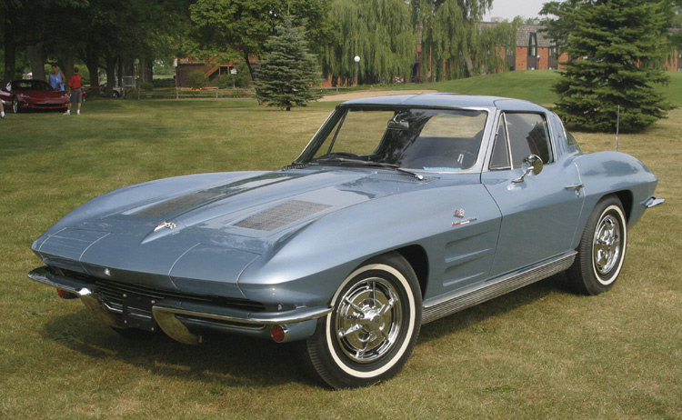picture of 1963 chevrolet corvette coupe exterior. Cars Review. Best American Auto & Cars Review