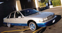 Picture of 1991 Chevrolet Caprice Base, exterior