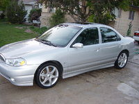 Picture of 1999 Ford Contour SVT 4 Dr STD Sedan, exterior