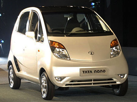 Picture of 2008 Tata Nano, exterior