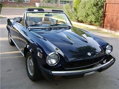 Picture of 1975 FIAT 124 Spider