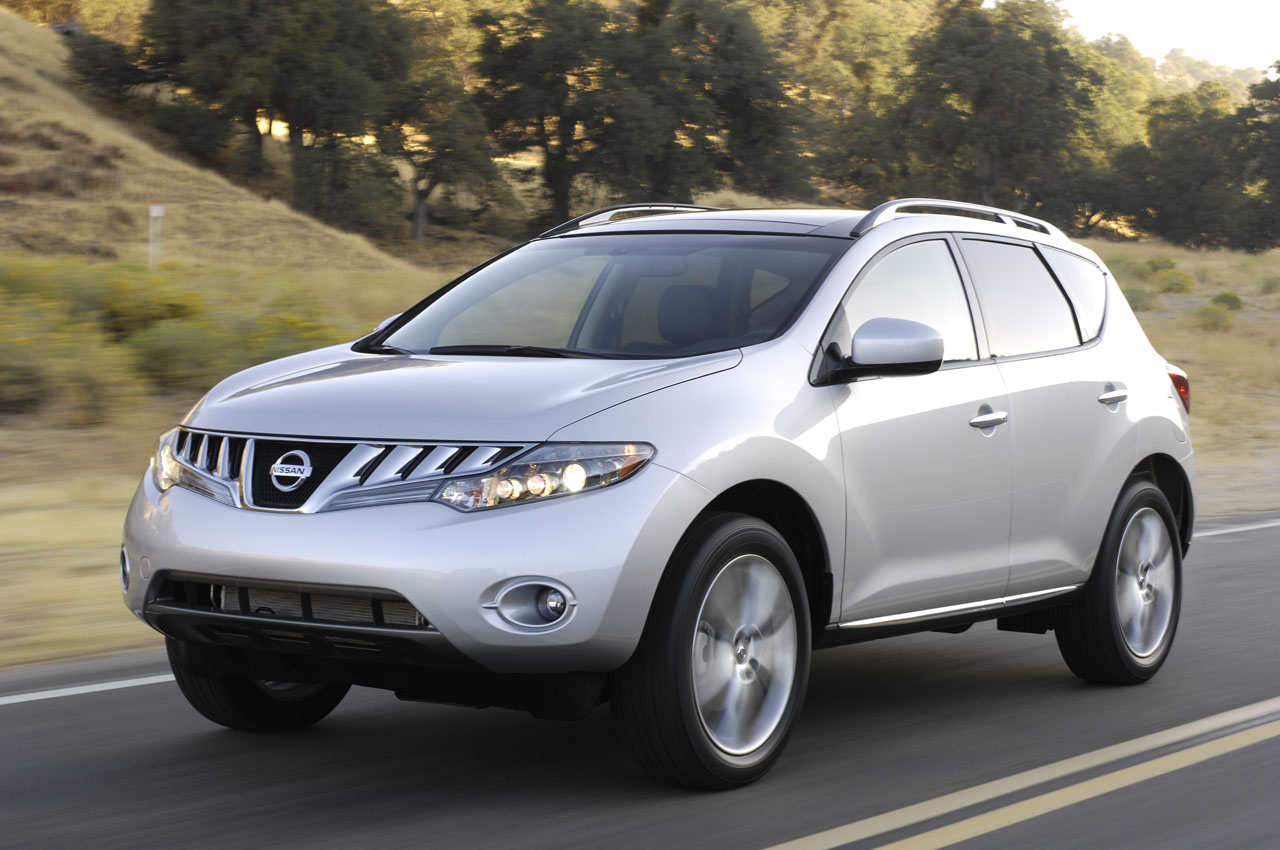 2009 Nissan Murano LE AWD picture, exterior, manufacturer