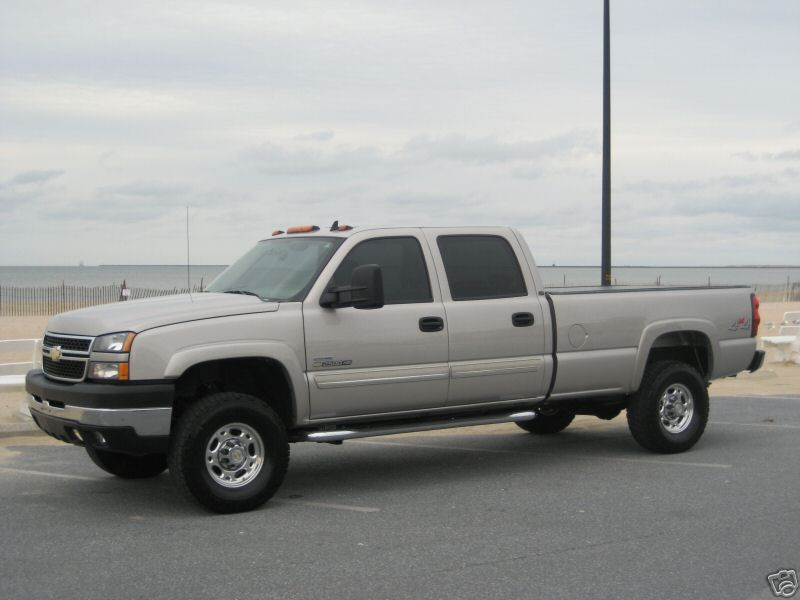 picture of 2006 chevrolet silverado 2500hd lt2 4dr crew cab 4wd lb. Cars Review. Best American Auto & Cars Review