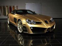 Picture of 2007 Mercedes-Benz SLR McLaren Base, exterior, gallery_worthy
