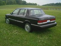 1990 Plymouth Acclaim Overview