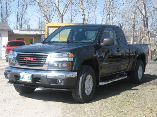 2004 Gmc Canyon Overview Cargurus