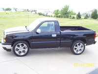 Picture of 2007 Chevrolet Silverado Classic 1500 Work Truck, exterior, gallery_worthy