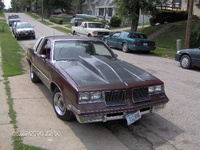 1983 Oldsmobile Cutlass Supreme picture, exterior
