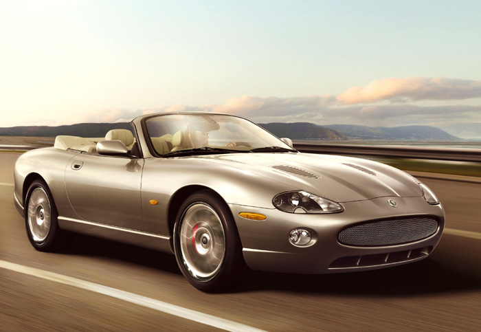 2001 Jaguar XK-Series picture