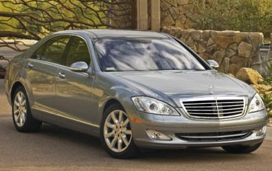 Picture of 2008 Mercedes-Benz S-Class S550