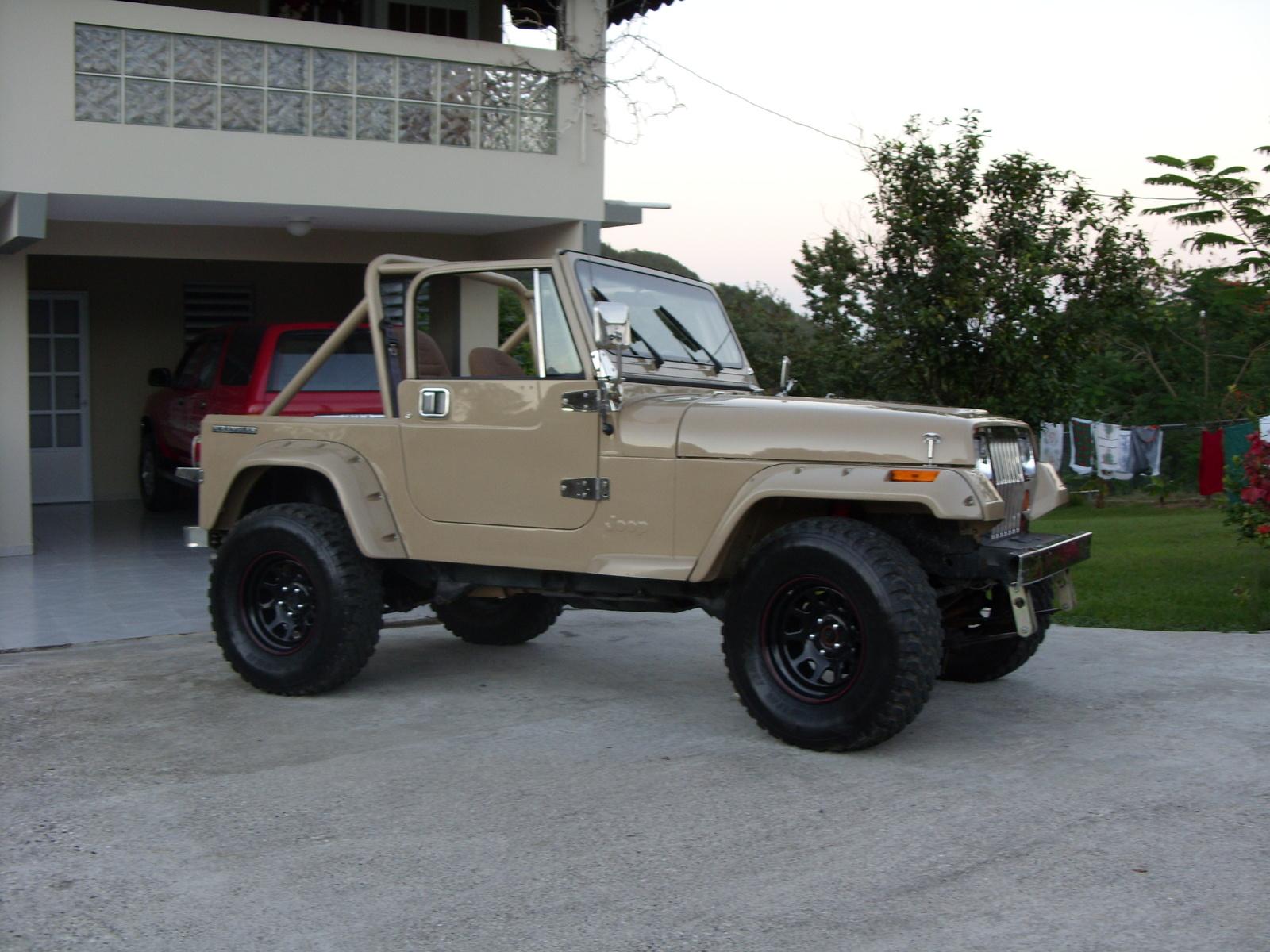 1988 Jeep Wrangler - Pictures - CarGurus