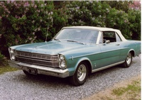 1966 Ford Galaxie picture, exterior