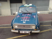 1981 Renault 4 Overview