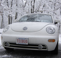 Picture of 1998 Volkswagen Beetle 2 Dr TDi Turbodiesel Hatchback, exterior