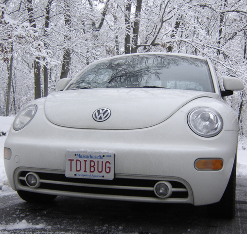 Picture of 1998 Volkswagen Beetle 2 Dr TDi Turbodiesel Hatchback