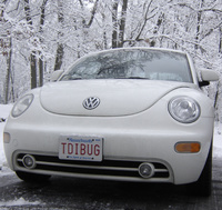 1998 Volkswagen Beetle Picture Gallery