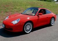 Picture of 2003 Porsche 911 Carrera Targa, exterior