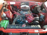 Picture of 1977 AMC Hornet, engine