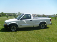 Picture of 1999 Chevrolet S-10 2 Dr STD Standard Cab SB, exterior