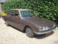 1969 Triumph 2000, Yes, its brown..., exterior