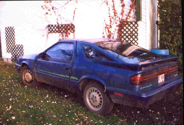 Picture of 1990 Chrysler Daytona, exterior, gallery_worthy