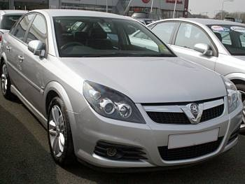 Picture of 2006 Vauxhall Vectra