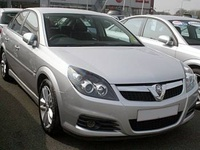 2006 Vauxhall Vectra Overview