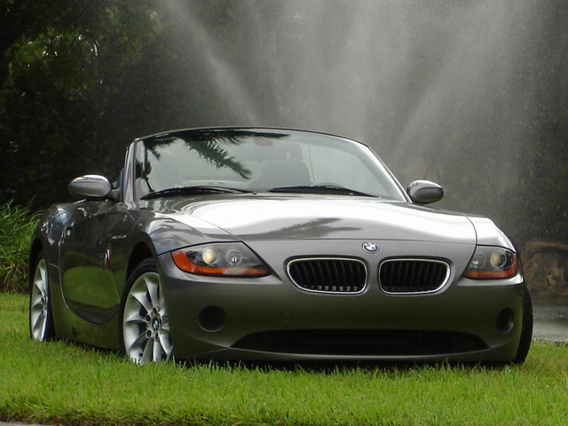 Picture of 2003 BMW Z4, exterior, gallery_worthy