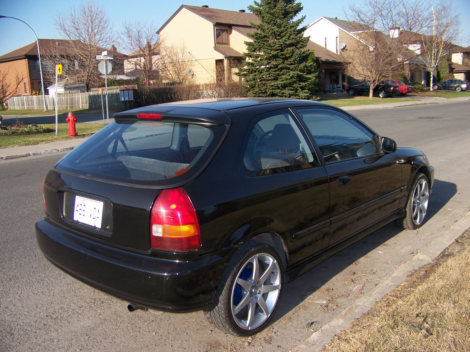 1996 honda civic hatchback pimp pictures to pin on for 1996 honda civic hatchback