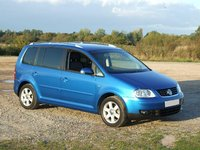 2005 Volkswagen Touran Picture Gallery