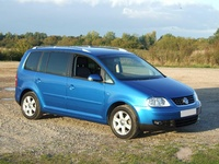 2005 Volkswagen Touran Overview