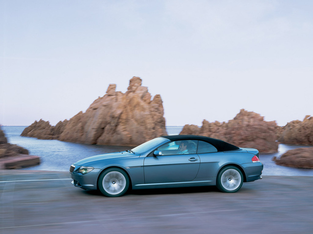 Picture of 2007 BMW 6 Series 650i Convertible RWD, exterior, gallery_worthy