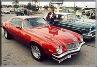 1976 Chevrolet Camaro picture, exterior